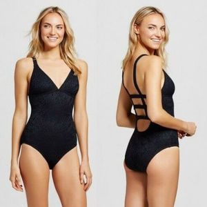 Mossimo One-Piece Swimsuit Size M NWT